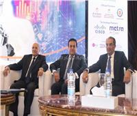 وزراء التعليم العالي والاتصالات والإنتاج الحربي يفتتحون مؤتمر الذكاء الاصطناعي