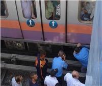 قفز أمام القطار رقم 160.. تفاصيل انتحار مواطن بمترو جامعة القاهرة