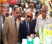مديرية التموين بشمال سيناء تقيم معرض و2 شادر لـ«اهلا مدارس»