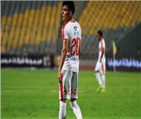 نهائي كأس مصر| بن شرقي يضع الهدف الثاني للزمالك في بيراميدز