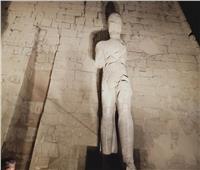 الآثار: ترميم الأجزاء الناقصة من تمثال «أمنحتب الثالث» من بين 50 ألف قطعة أثرية