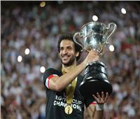 محمود علاء: جمهور الزمالك سر التتويج ببطولة كأس مصر
