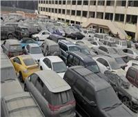 تفاصيل جلسة مزاد 11 سبتمبر 2019 للسيارات المخزنة بساحة جمارك مطار القاهرة