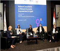 سحر نصر: مصر أنجزت تشريعات هامة لدعم المرأة