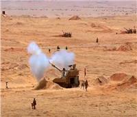 شاهد| بطولات وإنجازات المدفعية المصرية في عيدها الـ51