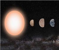 اكتشاف ثلاث كرات أرضية عملاقة