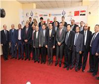رئيس جامعة أسوان يشيد بالمعمل المصري الصيني لأبحاث الطاقة بسوهاج