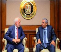 سفير اليونان يودع القاهرة بعد انتهاء فترة عمله في مصر
