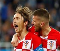 شاهد| مودريتش يقود كرواتيا لتعادل صعب في تصفيات يورو 2020
