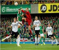 شاهد  ألمانيا تنتزع الصدارة من أيرلندا الشمالية في تصفيات يورو 2020