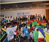 وزير الشباب والرياضة يشهد ختام فعاليات الملتقى الإفريقى الرياضى الأول بأسوان