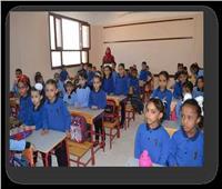 7 مدارس تدخل الخدمة لأول مرة بالوادي الجديد بتكلفة 35 مليون جنيه