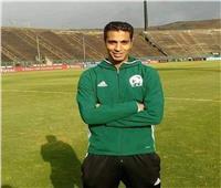 أمين عمر حكما لمباراة المنتخب الأولمبي والسعودية