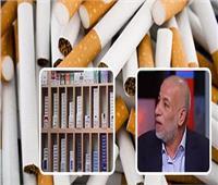 شعبة الدخان تطالب الصحة بمواصفة قياسية للسجائر الإلكترونية