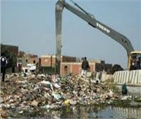 الري: إزالة 42 حالة تعدِ على نهر النيل في 5 محافظات