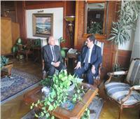 وزير الري ومحافظ القليوبية يتفقان على استكمال «ممشى أهل مصر»
