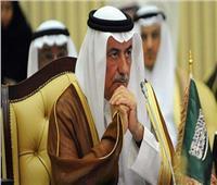 وزير الخارجية السعودي: قضيتنا الأولى «فلسطين».. وهدفنا سلامة الأراضي العربية