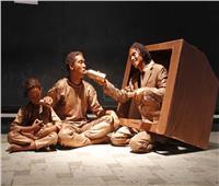 تماثيل حية في مسابقة «بشر من حجر».. 12سبتمر