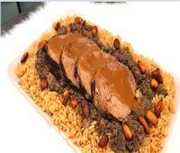 طبق اليوم .. «أرز بالخلطة وعرق بالصوص»
