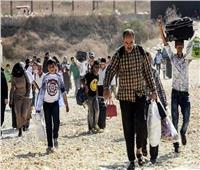 عودة 1416 لاجئا سوريا من الأردن ولبنان إلى بلدهم خلال 24 ساعة