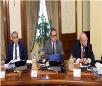الوزراء: استمرار التعاقد مع المقاولون العرب لتنفيذ متحف الحضارة
