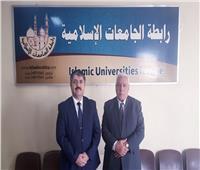 خاص| ننشر تفاصيل لقاء «العبد» مع رئيس الجالية الأذربيجانية