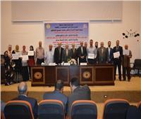 توزيع جوائز الفائزين في مسابقة صالح كامل للاقتصاد الإسلامي