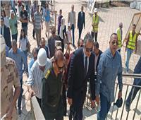 صور  وصول وزير الآثار إلى قصر محمد علي في شبرا لتفقد أعمال الترميم