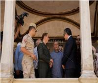 المجلس الأعلى للآثار يكشف تلفيات قصر «محمد علي» بشبرا