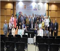 اختتام فعاليات المؤتمر العربي الأول لصحة المرأة