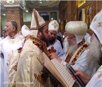 في عيد النيروز.. قِسَّان وسبعة قمامصة جدد لإيبارشية طموه