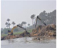 """""""الري"""": إزالة 68 حالة تعد على نهر النيل في 7 محافظات"""