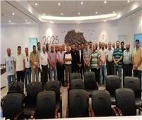 ندوة لتعزيز حقوق طرفي العملية الإنتاجية بمكتبي قوي عاملة الإسكندرية