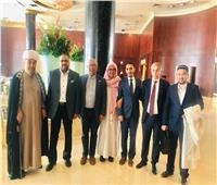 ضيوف مؤتمر الأوقاف يشاركون وزير الأوقاف ومحافظة الشرقية الاحتفال بعيدها القومي