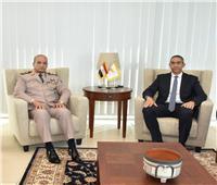 فيديو| «وزير الدفاع» يعود إلى أرض الوطن بعد زيارته الرسمية لجمهورية قبرص