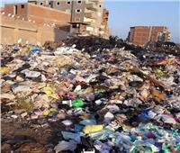 نقل 672 ألف طن قمامة للمدفن الصحي بالسادات