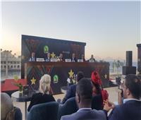 بالصور| توقيع عقد استضافة حفل أحسن لاعب في أفريقيا بالغردقة