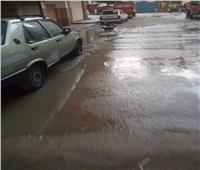 صور| أمطار متفرقة على أحياء الإسكندرية.. واستمرار الملاحة البحرية