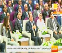 السيسي: الجيش المصري هو مركز الثقل الحقيقي في المنطقة بشكل عام
