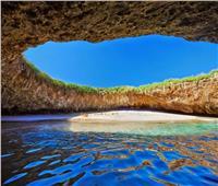 تعرف على «شاطئ الحب» أحد عجائب الطبيعة في جزر ماريتا|صور