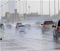 أمطار غزيرة على محافظة كفر الشيخ
