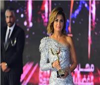 """صور.. منة فضالي تخطف الأنظار في حفل مهرجان """"الفضائيات العربية"""""""
