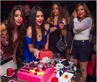 صور| الإعلامية شيري عبدالله تحتفل بعيد ميلادها