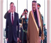 ملك الاْردن يدين العمل الإرهابي على أرامكوفي اتصال هاتفي مع العاهل السعودي
