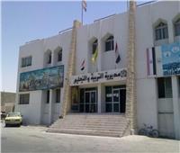 لجنة القيادات بمديرية تعليم شمال سيناء تلتقي المتقدمين للوظائف الخالية