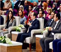 مؤتمر الشباب الثامن| توصيات تتحول لإنجازات .. وتكريم مستمر للمتميزين