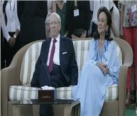 صور| شادلية السبسي.. سيدة تونس الأولى التي رفضت الإقامة في «قصر قرطاج»
