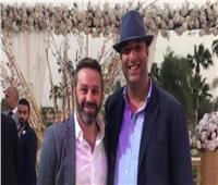 ميدو وحازم إمام يحضران قرعة بطولة العالم للاسكواش بالأهرامات