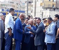 وزير النقل: 100 مليون جنيه لدفع العمل بمحطة محطة سكك حديد «دمنهور»