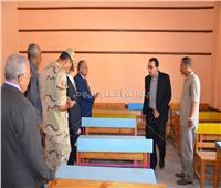 نائب محافظ الإسماعيلية: المدارس جاهزة لاستقبال العام الدراسي الجديد
